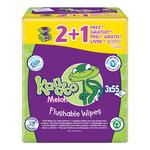 Pampers Kandoo Melon Toddler Wipes