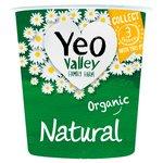 Yeo Valley Organic Natural Yogurt