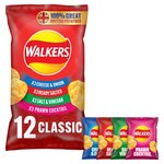 Walkers Classic Variety Crisps 25g x