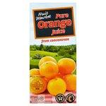 Fruit Market Passover Orange Juice