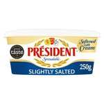 President Slightly Salted Spreadable