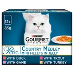 Gourmet Perle Country Medley Chunks in Jelly