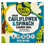 Easy Bean Indian Sambar Dhal