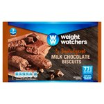 Weight Watchers Chocolate Biscuits