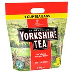 Yorkshire Tea One cup Teabags
