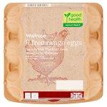 Waitrose Eggs Free Range British Blacktail