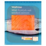 Scottish Oak Smoked Salmon Waitrose