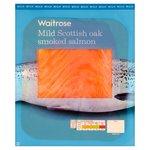Salmon Scottish Smoked Over Oak Waitrose