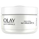 Olay Anti-Wrinkle Pro Vital Moisturiser Day Cream Mature Skin