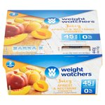 Weight Watchers Apricot & Nectarine Yogurts