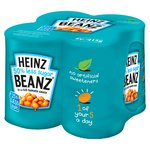 Heinz Reduced Salt & Sugar Baked Beanz