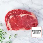 Waitrose Aberdeen Angus Rib Eye Beef Steak