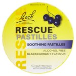 Rescue Soothing Blackcurrant Pastilles