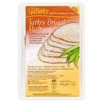 Gilbert's Kosher Turkey Pastrami