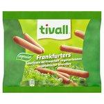 Tivall Vegetarian Frankfurters Frozen