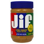 Jif Peanut Butter Crunchy
