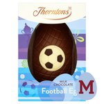 Thorntons Footy Fanatic Egg