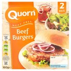 Quorn Beef Style & Red Onion Burger
