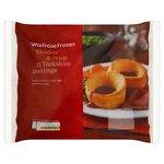 Waitrose 12 Yorkshire Puddings Frozen