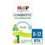 HiPP Organic First Infant Milk