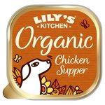 Lily's Kitchen Proper Dog Food Organic Chicken & Spelt Supper