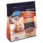 HiLife Completely Soft & Tender Semi Moist Cat Food Rich in Tasty Chicken