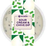 Ocado Sour Cream & Chive Dip