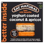 Eat Natural Gluten Free Almonds Apricots & Yoghurt Bars