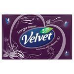 Velvet Large Tissues