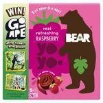 Bear Fruit Yoyos Raspberry Multipack