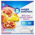 Weight Watchers Dessert Recipe Yogurts