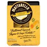 Mattarello Butternut Squash, Thyme & Sage Tortelli