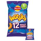 Walkers Wotsits Cheese Snacks