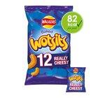 Walkers Wotsits Cheese Snacks