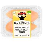 The Black Farmer Organic Chicken Breast Fillets