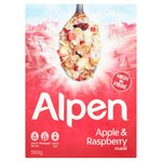 Alpen Raspberry & Apple