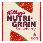 Kellogg's Nutrigrain Strawberry
