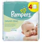 Pampers Natural Clean