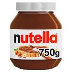 Nutella Hazelnut Chocolate Spread