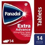 Panadol Extra Advance 500mg