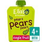 Ella's Kitchen Organic Smooth Pear Puree