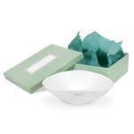 Sophie Conran for Portmeirion Porcelain Salad Bowl Medium 28.5cm, White