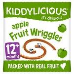 Kiddylicious Apple Fruit Wriggles