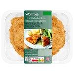 Waitrose 2 British Chicken Kievs with Garlic & Parsley Butter