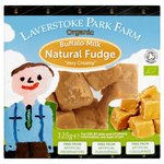 Laverstoke Organic Buffalo Milk Fudge Natural