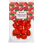 Ocado Baby Plum Tomatoes