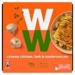 Weight Watchers Chicken & Mushroom Pie