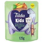 Tilda Kids Sweet Vegetables & Wholegrain Rice