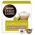 Nescafe Dolce Gusto Skinny Cappuccino Pods
