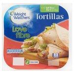 Weight Watchers 6 Tortillas
